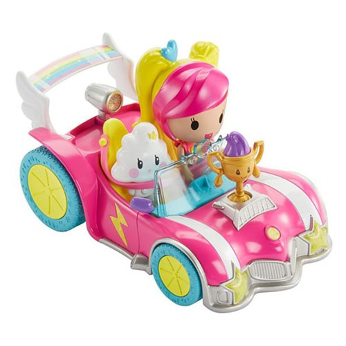 Barbie Video Game Hero Vehicle with Doll Set