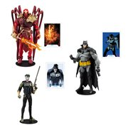DC Multiverse Batman White Knight Action Figure Set