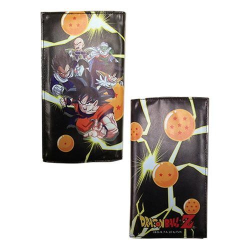 Dragon Ball Z Group Wallet