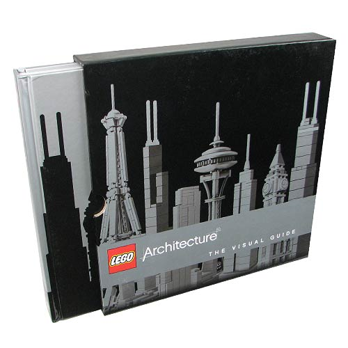 LEGO Architecture: The Visual Guide Hardcover Book