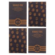 Fallout Pocket Notes 4-Pack Set