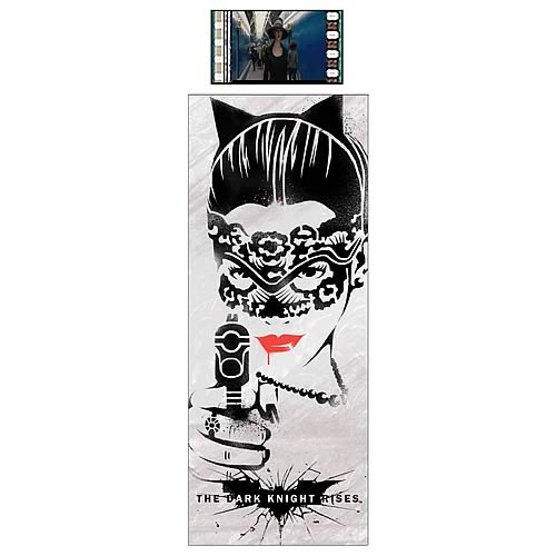 Batman Dark Knight Rises Series 2 Film Cell Bookmark