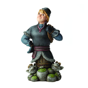 Disney Frozen Kristoff and Trolls Grand Jester Mini-Bust