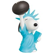 Peanuts Statue of Liberty Snoopy UDF Mini-Figure
