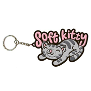 Big Bang Theory Soft Kitty Key Chain