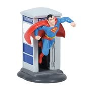 DC Comics Village Superman Statue