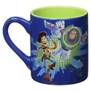 Toy Story Buzz and Woody 14 oz. Ceramic Mug