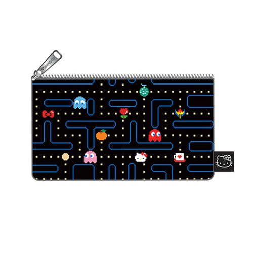 Hello Kitty Pac-Man Maze Pencil Case