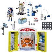Playmobil 70110 Mars Mission Play Box