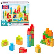Mega Bloks Stacking Snacks Block Playset