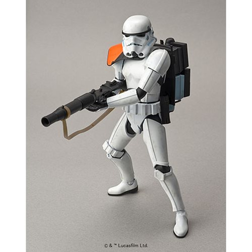 Star Wars Sandtrooper 1:12 Scale Model Kit