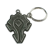 World of Warcraft Horde Logo Key Chain