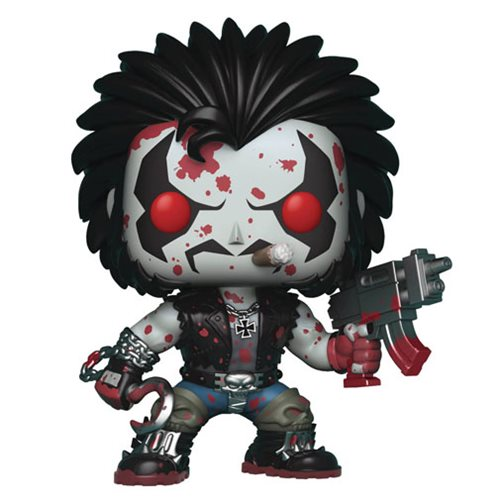 DC Comics Bloody Lobo Pop! Vinyl Figure - Previews Exclusive