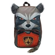 Guardians of the Galaxy Rocket Raccoon Face Backpack