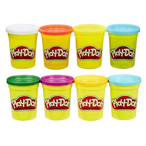 Play-Doh Classic Colors Case Wave 2