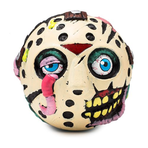 Madballs Horrorballs Friday the 13th Jason Voorhees 4-Inch Foam Figure
