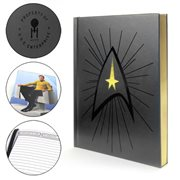 Star Trek The Original Series Captain's Log Hardcover Journal