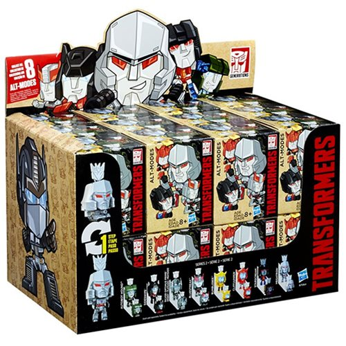 Transformers Alt Modes Blind Box Series 3 Figures Case