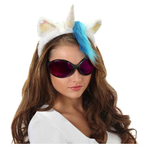 My Little Pony Friendship is Magic DJ Pon3 Kit Headband with Glasses
