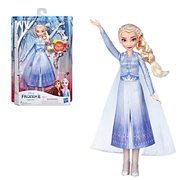 Frozen 2 Singing Elsa Fashion Doll with Music