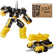 Transformers Generations Selects War for Cybertron Deluxe WFC-GS08 Powerdasher Drill Zetar - Exclusive