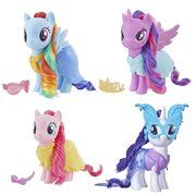 My Little Pony Dress-Up Pony Mini-Figures Wave 2 Case