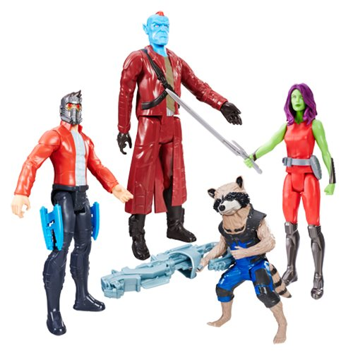 Guardians of the Galaxy Titan Hero 12-Inch Figures Wave 2