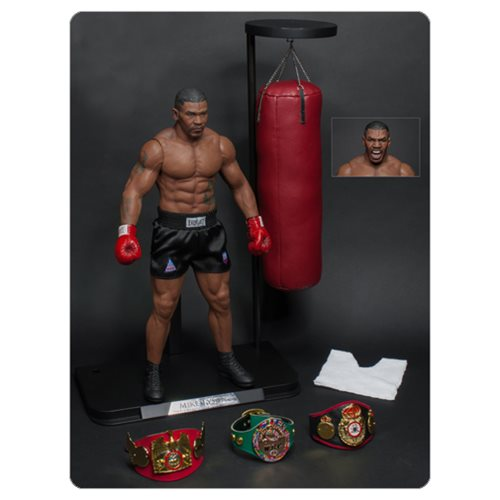 Mike Tyson The Undisputed Heavyweight Boxing Champion 1:6 Scale Action Figure