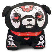 Skelanimals Day of the Dead Maxx (Bulldog) 6-Inch Plush