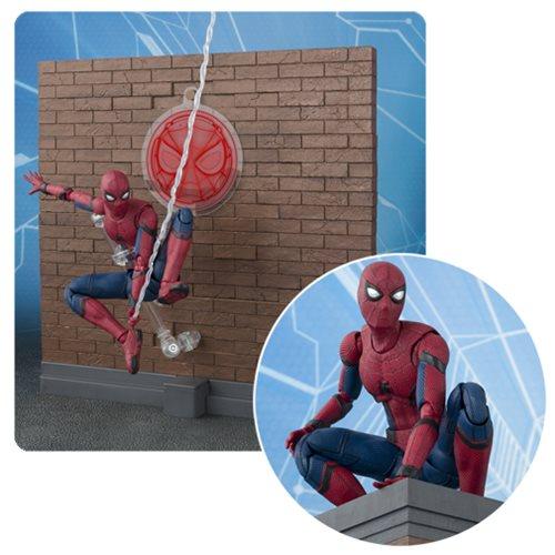 Spider Man: Homecoming SH Figuarts Action Figure