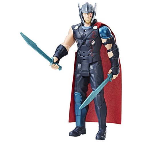 Thor Ragnarok Electronic Thor Action Figure