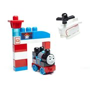 Mega Bloks Thomas and Friends Thomas and Harold Rescue Center