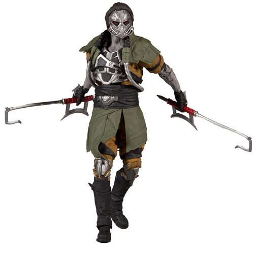 Mortal Kombat Series 6 Kabal Action Figure