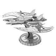 Batman 1989 Batwing Metal Earth Model Kit