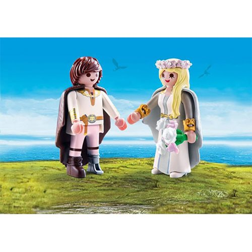Playmobil 70045 Dragons Astrid and Hiccup