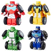 Transformers Rescue Bots Flipracers Wave 4