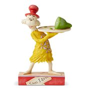 Dr. Seuss Sam Holding Plate of Green Eggs and Ham by Jim Shore Statue
