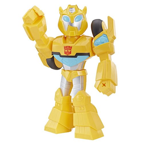 Transformers Mega Mighties 12-Inch Bumblebee Action Figure