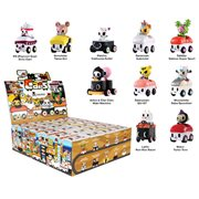Tokidoki Sushi Cars Mini-Figures 4-Pack