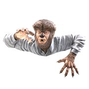 Universal Monsters Wolfman Grave Walker Statue