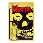 The Misfits Collection 1 Yellow Fiend 3 3/4-Inch ReAction Figure