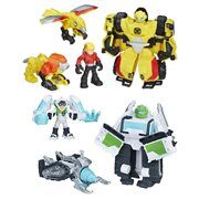 Transformers Rescue Bots Rescue Team Wave 1 Set