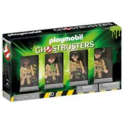 Playmobil 70175 Ghostbusters Team Collector's Set Action Figures