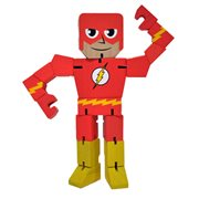 DC Comics The Flash Wood Warriors Action Figure
