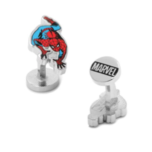 Spider-Man Action Cufflinks