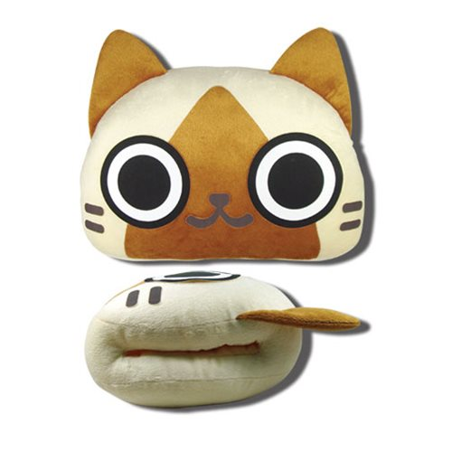 Monster Hunter Airou Hand Warming Pillow