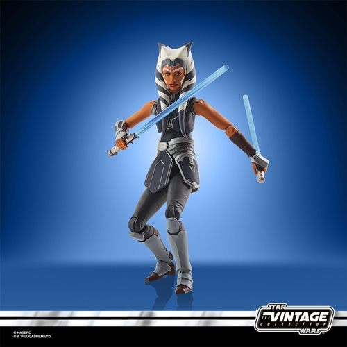 Star Wars The Vintage Collection Ahsoka Tano (Mandalore) 3 3/4-Inch Action Figure
