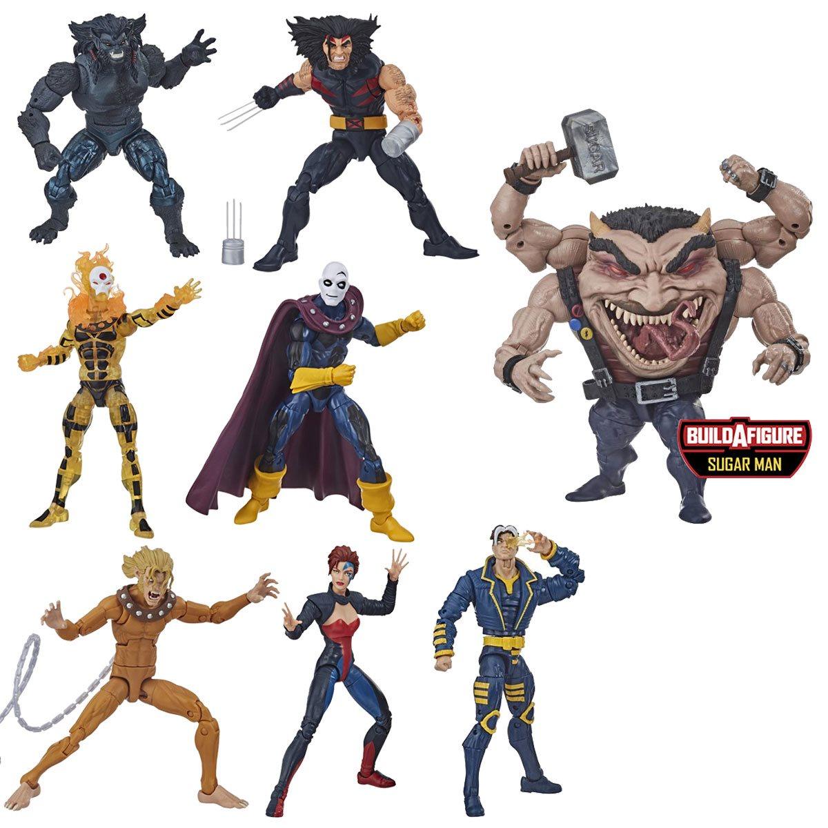 Marvel Legends X-Men Beast 6 Inch Action Figure NEW