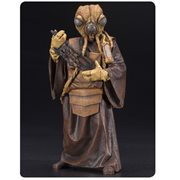 Star Wars Bounty Hunter Zuckuss ARTFX+ Statue