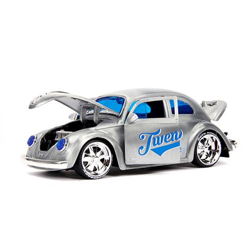 Jada 20th Anniversary Wave 3 V-Dubs 1959 Volkswagen Beetle 1:24 Scale Die-Cast Metal Vehicle